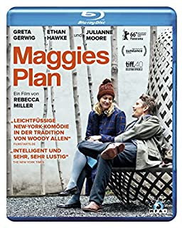 Maggies Plan [Blu-ray]