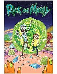 Rick and Morty Portal Maxi Poster 61 x 91,5 cm
