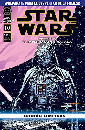 Star Wars Episodio V (segunda parte) por Varios autores