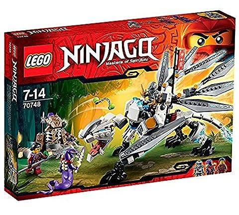 Lego Dragon - LEGO Ninjago - Playthèmes - 70748 -