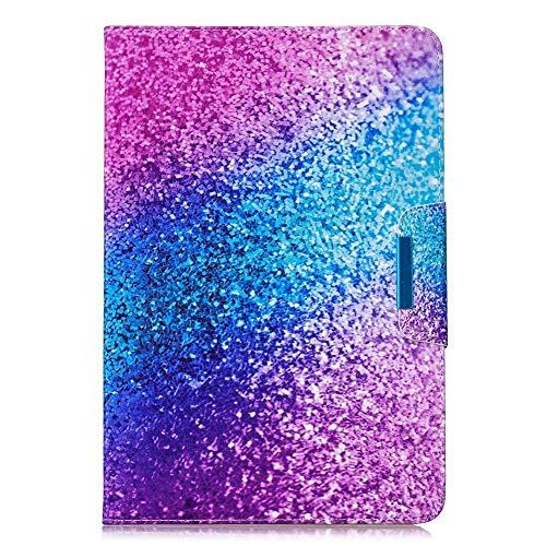 stleder Tablette Hülle, Katech Flip Kartenfächer Wallet Handy Tasche Case Bumper Cover für für Samsung Galaxy Tab S2 8.0 T719 / Tab S 8.4 T700/ Amazon Fire HD 8 + 1 x Handy Ständer ()