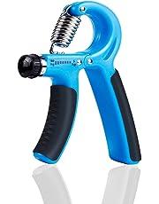 LALA LIFE SGL Steel Adjustable Hand Gripper, 10-40 kg