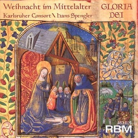 Gloria Dei-Weihnacht im Mittel