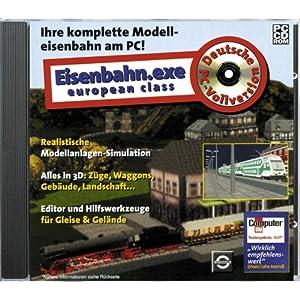 Eisenbahn.exe: European Class [Software Pyramide]