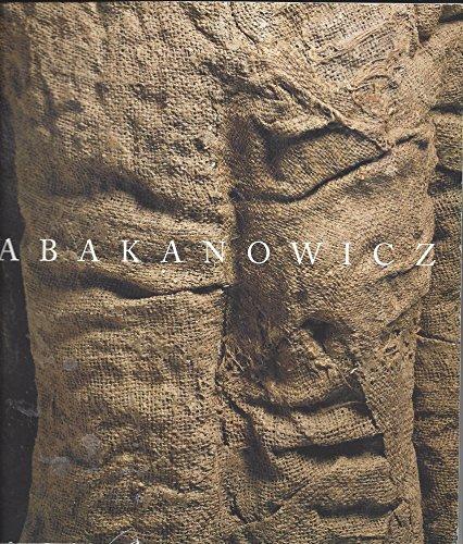 Magdalena Abakanowicz: Recent Sculpture
