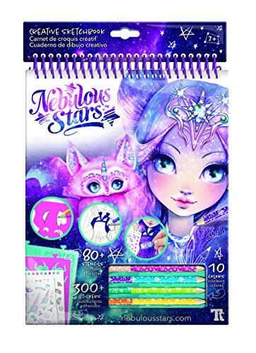 Nebulous Stars - 11101 Kreatives Skizzenbuch Nebulia
