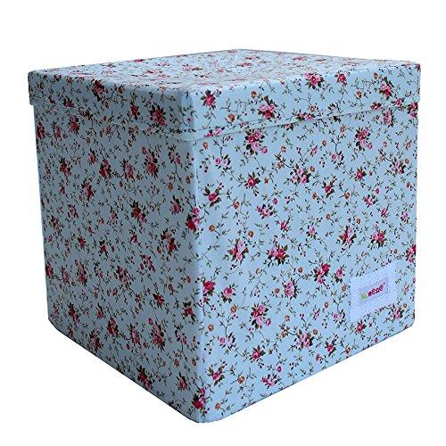 Minene 1,551 - guantera, en forma de cubo, color: rosa floral