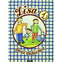 Projecte Lisa 1 any catalá. Guia didàctica