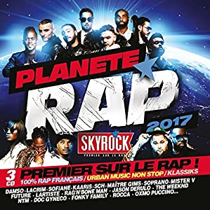 """Afficher """"Planète rap 2017"""""""