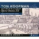 Opera Omnia XII. Chamber Music I
