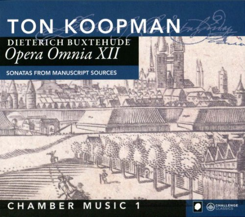 Buxtehude: Opera Omnia XII - Chamber Music Vol. 1