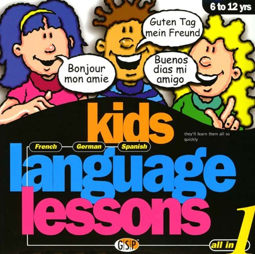 Kids Language Lessons (French, German, Spanish) Test