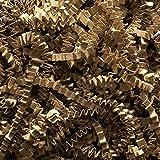 Carta straccia al natural per lavori di artigianato-taglio a zigzag/piegato-Ideale come riempimento per...