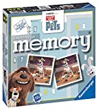 Secret Life Of Pets - Memory (Ravensburger 21225)