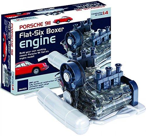 Unbekannt Porsche 911 Flat-Six Boxer Motor (Flat Motor)