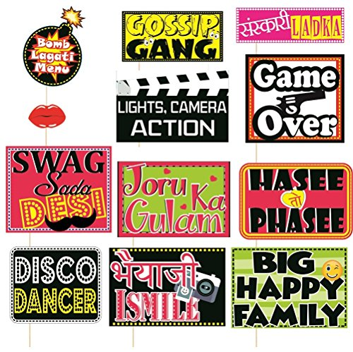 Buy Syga Funny Wedding Party Photo Booth Props Craft Item