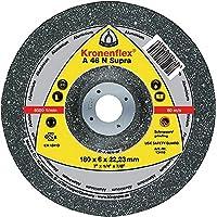 Klingspor 71112 - Cinta para lijar (discos A 24 R, 100 x 2,5 x 16 mm, 1 unidad)