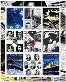 Stamp Titanic per collezionisti - Fotografie e opere d'arte - 9 francobolli superbi - Ideale per filatelia - Nuovo senza linguella - Stampbank - amazon.it