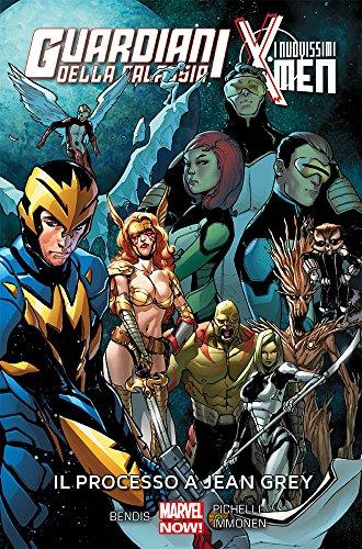 Guardiani della galassia. I nuovissimi X-Men: 4