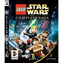LEGO Star Wars: The Complete Saga (PS3) by LucasArts