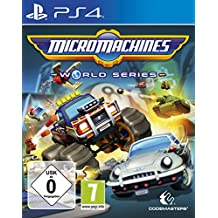 Micro Machines World Series [PlayStation 4]
