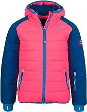 Trollkids Hafjell XT Kinder Wasserabweisende Skijacke Winterjacke