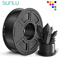 SUNLU PLA+ Filament 1.75mm for 3D Printer & 3D Pens, 1KG (2.2LBS) PLA+ 3D Printer Filament Tolerance Accuracy +/- 0.02…