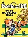 Boule et Bill, tome 6 : Tu te rappelles, Bill ? par Roba