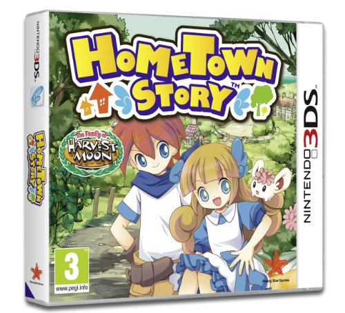 Hometown Story: The Family of Harvest Moon