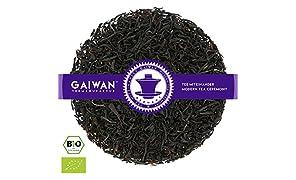 """N° 1253: Tè nero biologique in foglie """"Vanilla Black (Vaniglia Nero)"""" - 100 g - GAIWAN® GERMANY - tè in foglie, tè bio, Assam, Nilgiri"""