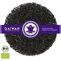 """Nr. 1253: BIO Schwarzer Tee """"Vanille"""" - 100 g - GAIWAN® TEEMANUFAKTUR - Schwarztee aus Assam und Nilgiri, Schwarzer Tee Vanille, Loser Tee Bio, Biotee, Organic Tea"""