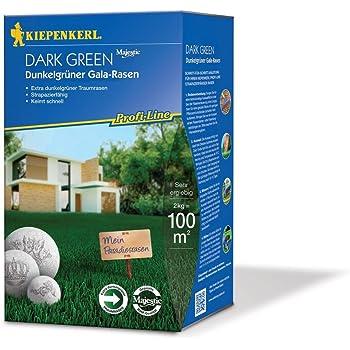 Rasensamen - Profi-Line Dark Green - Dunkelgrüner Gala-Rasen (2 kg) von Kiepenkerl