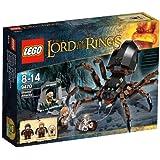 Lego The Lord Of The Ring - 9470 - Jeu de Construction - l'Attaque d'Arachne