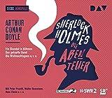 Sherlock Holmes 2 – Die Abenteuer: Hörspiele mit Peter Pasetti, Walter Renneisen, Hans Clarin u.v.a. (5 CDs)
