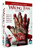 Wrong Turn 1-5 [DVD] [2003]