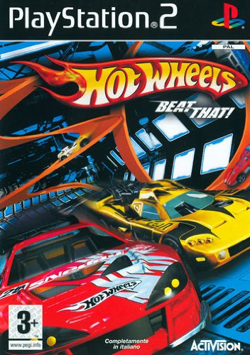 Hot Wheels: Beat That! [Importación italiana]