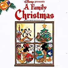 Disney presents A Family Christmas: 18 Favourite Festive Songs