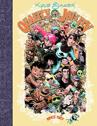 quality-jollity-since-1987-30-years-of-the-worlds-geatest-cartoonisttm-english-edition