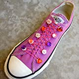 Shwings Linx Rainbow Rubber Band Footwear Accessory And Charms The First Shoe Loom!