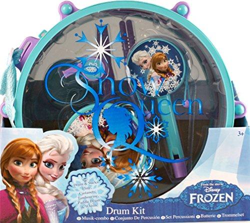 disney-la-reine-des-neiges-taille-xl-tambour-et-5-musical-instrument-de-musique-complet-
