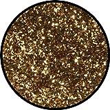 Produkt-Bild: Eulenspiegel 902752 - Profi Effekt Polyester-Streuglitzer - Tigergold - 2g