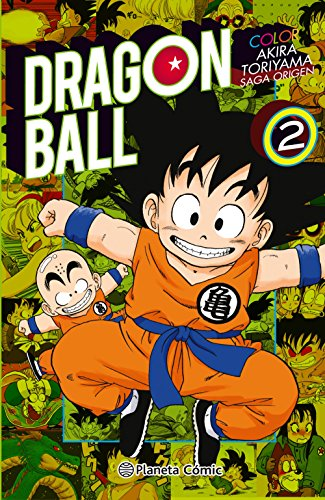 Dragon Ball Color Origen y Red Ribbon nº 02/08