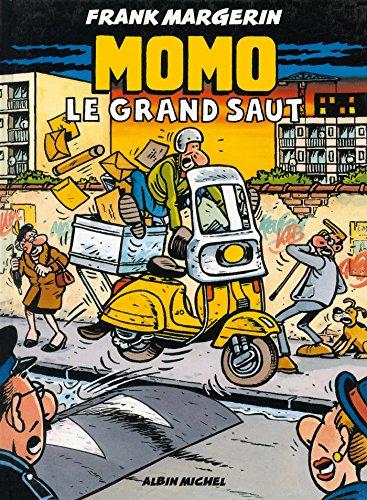 Momo le coursier (2017) - Tome 03 : Le grand saut
