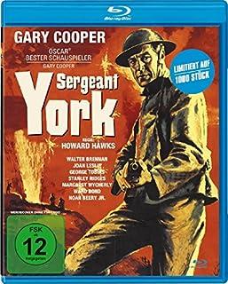 Sergeant York [Limited Edition] [Blu-ray]