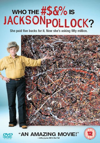 who-the-is-jackson-pollock-import-anglais