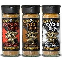 Psycho Juice 3 Especias Paquetes De 45g Cada Uno