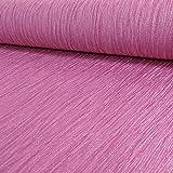 Debona Kristall Uni Muster Texturiert Streifen Glitzer Motiv Vinyl Tapete - Pink 9006