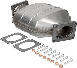 Ecd Germany Kat 119 Dieselpartikelfilter Ruß Partikelfilter Länge Mm 370 Mit Montagesatz Dpf Partikelfilter Abgasanlage Auto
