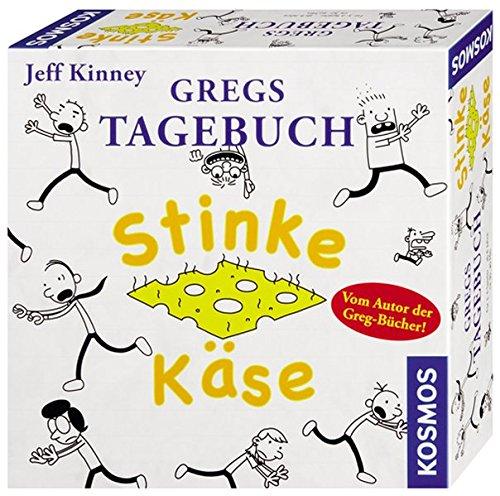Preisvergleich Produktbild Kosmos 691578 - Gregs Tagebuch - Stinke-Käse