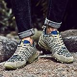EU39-EU46 ODRD Schuhe Herren Outdoor Bergsportschuhe für Herren Rutschfeste, Atmungsaktive Mesh Sneakers Wanderstiefel Combat Hallenschuhe Worker Boots Laufschuhe Sportschuhe Sports